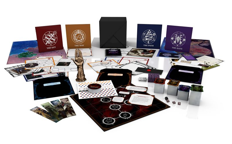 Announcing Arcana of the Ancients - Monte Cook Games
