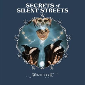 Invisible Sun RPG: Secrets of Silent Streets (T.O.S.) -  Monte Cook Games