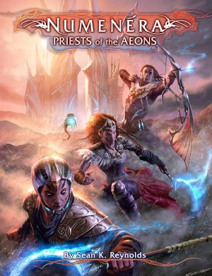 Priests of the Aeons: Numenera RPG  -  Monte Cook