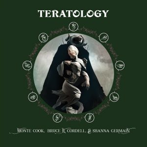 Invisible Sun RPG: Teratology (T.O.S.) -  Monte Cook Games