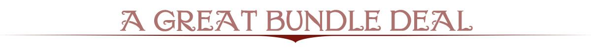 Header: A Great Bundle Deal